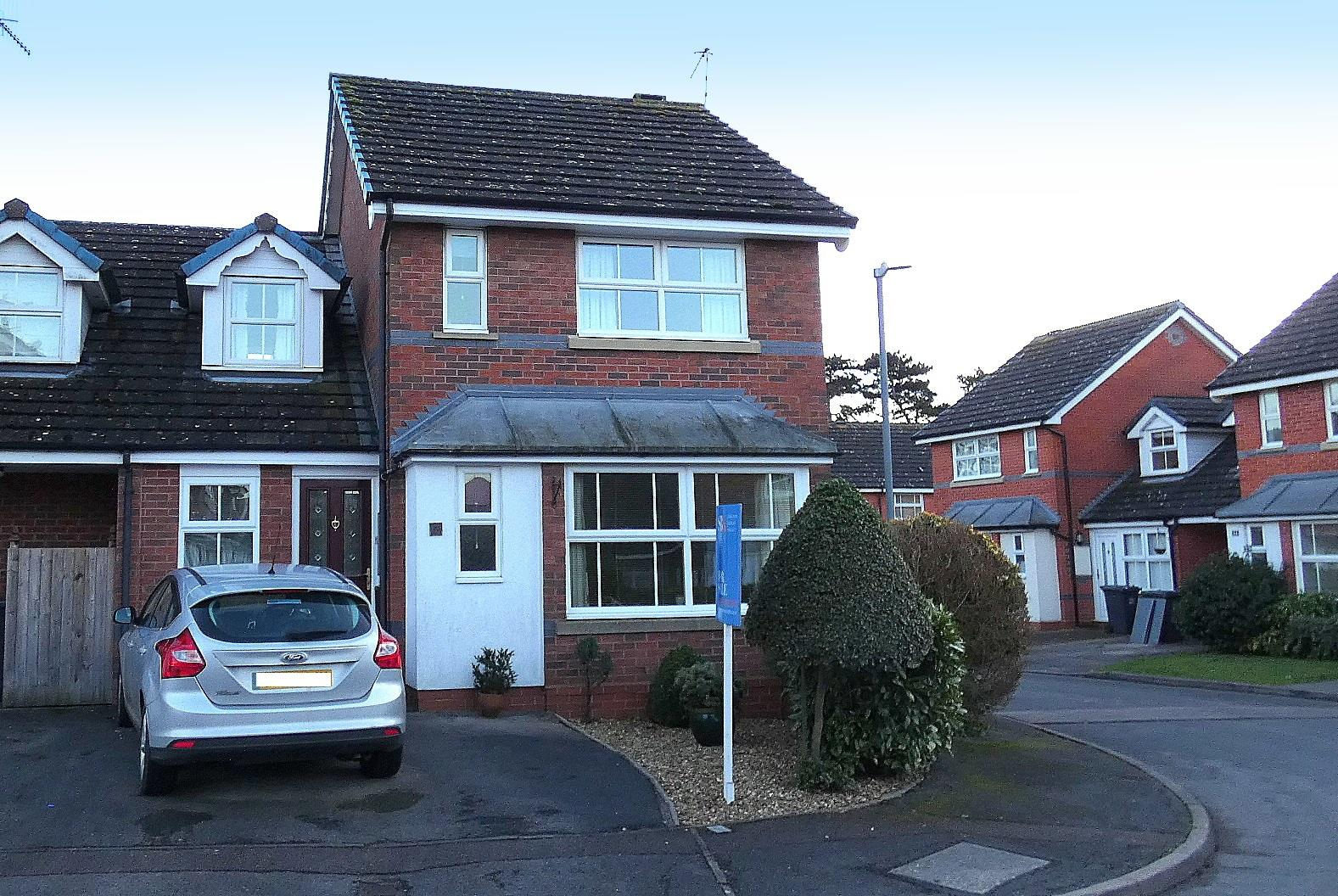 3 Bedrooms End Of Terrace House for sale in Ascot Close, Stratford-Upon-Avon